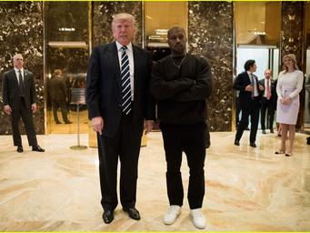 Donald Trump meets with Kanye', Jim Brown & Ray Lewis