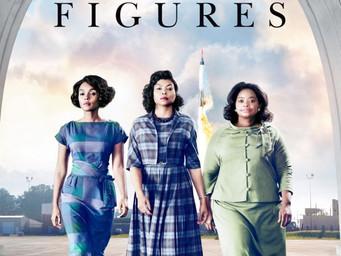 Hidden Figures Movie starring Tariji P. Henson, Octavia Spencer & Janelle Monae