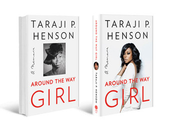 "Taraji ""Cookie"" P. Henson has a book coming and we're excited!"