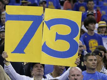 73 Wins! Kobe's Last Game!
