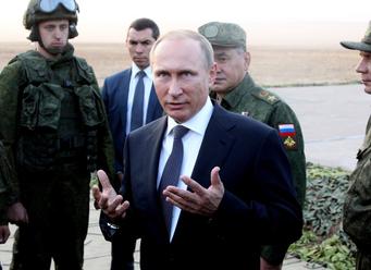 Putin ready for war?