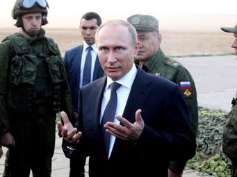 Putin ready for war?