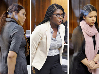 "UAlbany ""CDTA Bus Incident"" Women Go To Court"