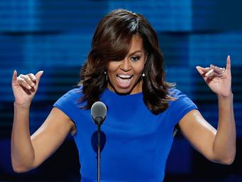 Michelle Obama's Speech @ DNC 2016