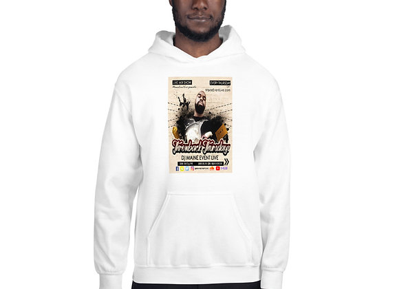 Maine Event Live TBT Unisex Hoodie