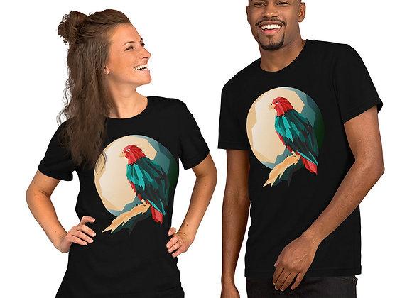 Colorful Eagle Perch TShirt