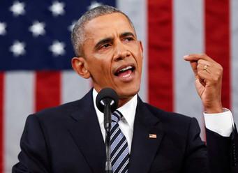 President Obama addressing recent killings
