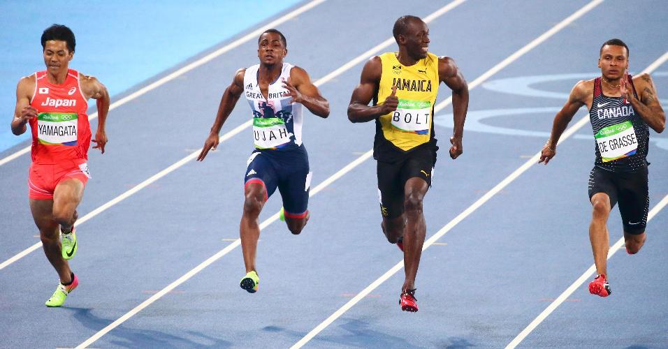usain-bolt-disputa-eliminatoria-dos-100m-rasos-ao-lado-de-ryota-yamagata-japao-chijindu-ujah-gra-bretanha-e-andre-de-grasse-canada-na-rio