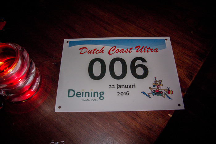 Dutch Coast Ultra Run by Night