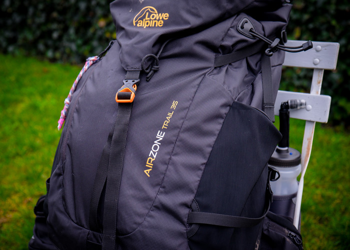 Product review: Lowe Alpine Airzone Trail 35