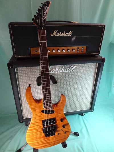 Hammer Californian Custom-Marshall 50w Head