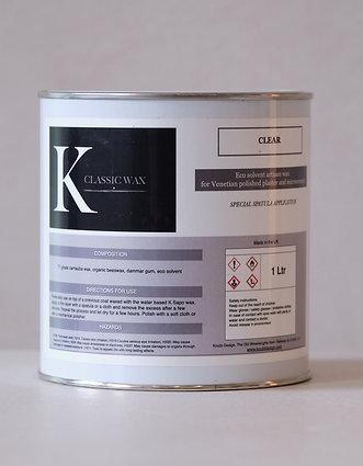 K classic wax 1 Ltr