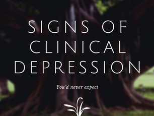 Signs of Clinical Depression You'd Never Expect