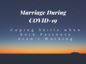 Marriage During Coronavirus when Both Partners are Out of Work