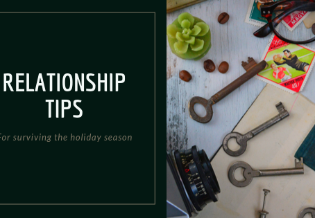 Relationship tips for surviving the holidays