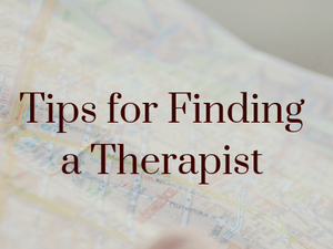 Finding a therapist, counselor or psychologist in Northfield