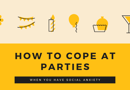 Social anxiety: How to cope at parties