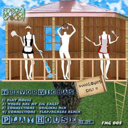 PLAY HOUSE - Trevor Vichas, Flapjackers
