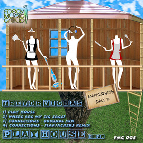 PLAY HOUSE - Trevor Vichas, Flapjackers