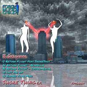 SHORE THING - EP B.Original
