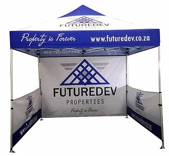Branded Gazebos