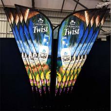 Sharkfin Banners