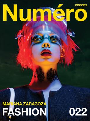 #NUMERORUSSIADIGITALFASHION 022 Mariana Zaragoza by Iván Aguirre