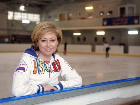 Elena Vodorezova