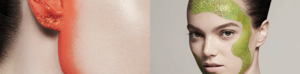 Photograph: Alana Tyler Slutsky  Model: Jenna Earle at Muse Models   Make up: Lindsey Williams   Make up assistant: Nicky Whitten   Hair: Jenni Iva Wimmerstedt tusind Davines   Manicure: Leanne Woodley using Jun Soon   Producer: Ilaria Niccolini