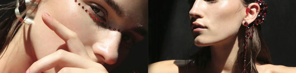 NUMERO RUSSIA 055 WOMEN EMPOWERMENT   PHOTO: ALEXANDRA LEROY   MAKE UP: AURELIA LIANSBERGAITE  STYLIST: MIREY ENVEROVA  HAIR: CYRIL NANINO  MANIQURE:  SYLVIE VACCA  MODEL: IRINA DJURANOVIC   STYLIST'S ASSISTANT: ALEXANDRA LEFEVRE   PRODUCTION: AURELIA LIANSBERGAITE   CREATIVE DIRECTOR: ALEXANDRA LEROY