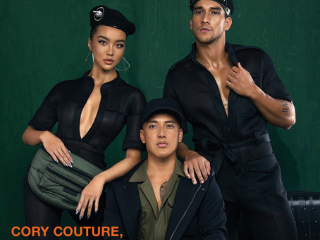 #NUMERORUSSIADIGITALHOMME 005Cory Couture, Megan Tran and Giony B by Harris Thong