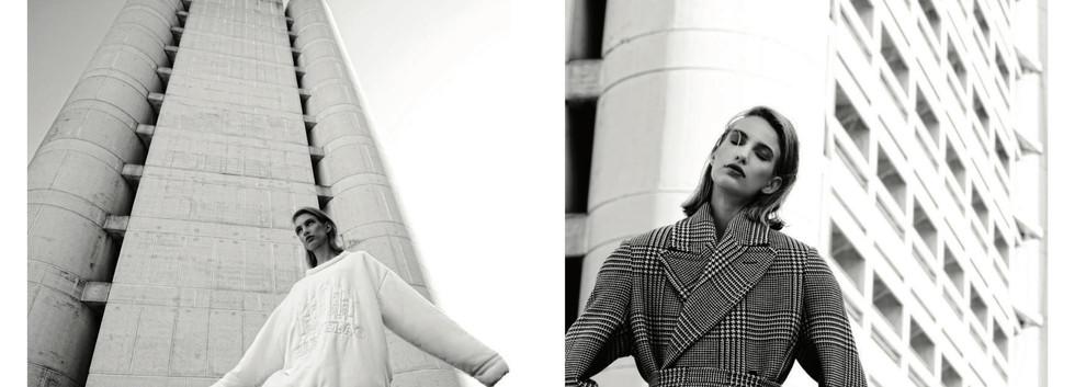 ФОТОГРАФ: STELLA BONASONI (PRODUCTION LINK AGENCY)  CТИЛИСТ: SILVIA CAMPAGNA  ВИЗАЖИСТ: ISABELLA SARTI  СТИЛИСТ ПО ВОЛОСАМ: YOHEI KUROSHIMA   МОДЕЛЬ: BEATRICE BRUNO (BRAVE MODELS)   АССИСТЕНТ СТИЛИСТА: ELEONORA PASTORE   ПРОИЗВОДСТВО: YAKUZA PRODUCTION
