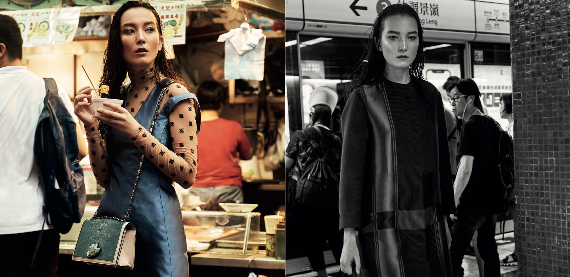 ФОТОГРАФ: MICHELE ROMA   СТИЛИСТ: SILVIA STEFANINI  MODEL: ALENA N @SUNSEE MODEL HONG KONG   MAKE UP AND HAIR: KAMMY AMA LO  STYLIST ASSISTANT: ANNA GAGLIANO   PHOTOGRAPHER'S ASSISTANT: EDWIN SHIZUKU