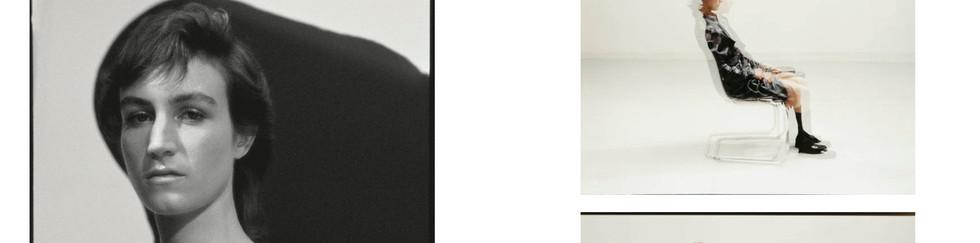 PHOTO: ÄMR EZZELDINN   STYLIST: BOSAINA   MAKE UP: NICOLA BRITTIN AT SAINT LUKE USING NATURA SIBERICA  HAIR: ADAM GARLAND FOR AUTHENTIC BEAUTY CONCEPT  SET DESIGN: JULIA DIAS @ THE WALL GROUP  MODEL: MAUDE @ THE HIVE  CASTING: PAUL ISAAC  PHOTOGRAPHER'S ASSISTANT: KADARE ALIU, ANDREAS KLASSEN  STYLIST'S ASSISTANT: FLORENCE MUHLEMANN, LAURA JANE GIARDINELLI