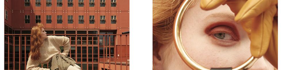 NUMÉRO RUSSIA 055 WOMEN EMPOWERMENT   Photograph: Clara Melchiorre @claramelchiorre   Stylist: Alessia Caliendo @alessiacaliendo   Model: Luisa Bianchin @luisabianchin  Hair: Maurizio Caruso Morreale @maurizio_cm   Make-up: Letizia Morlè @letizia_morle   Architecture: Arch, Alberto Maria Ficele   Stylist's assistant: Ilaria Bersanti   Video-assistant: Martino Garrone @martinogarrone   Creative director: Imurr @imurr   Media-director: Ilaria Niccolini @ilarianiccolini