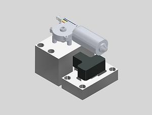 Systeme de blocage electrique BEM Liftmo