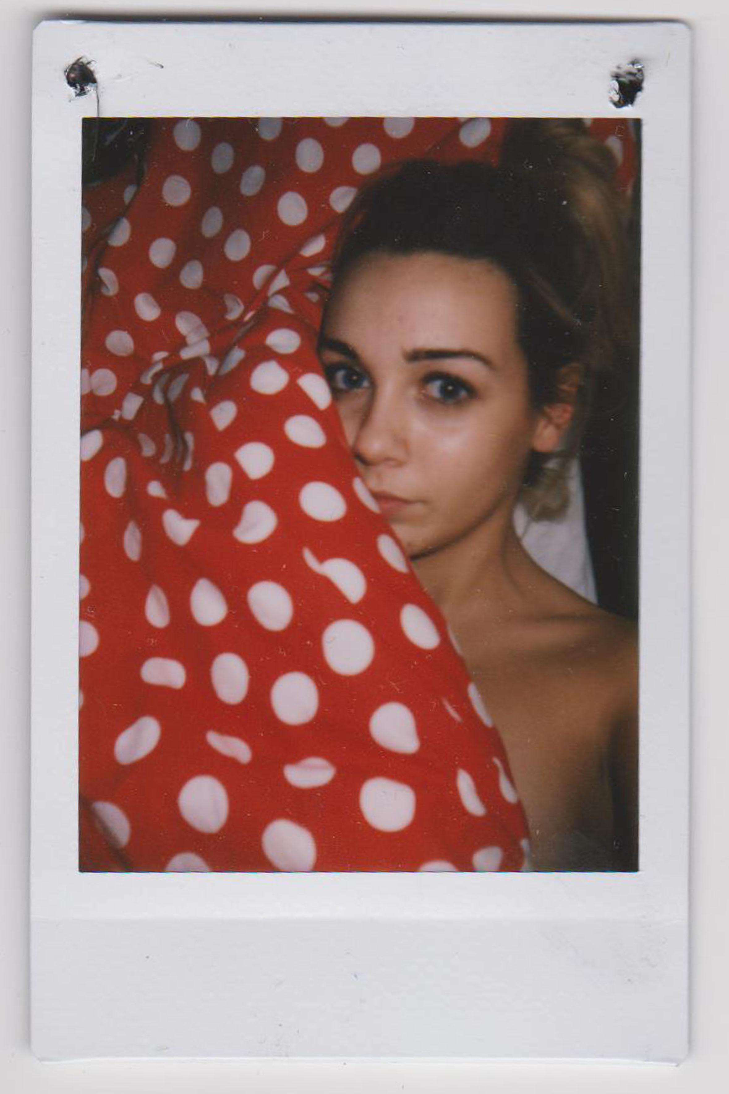 Polaroid   Lily Flood