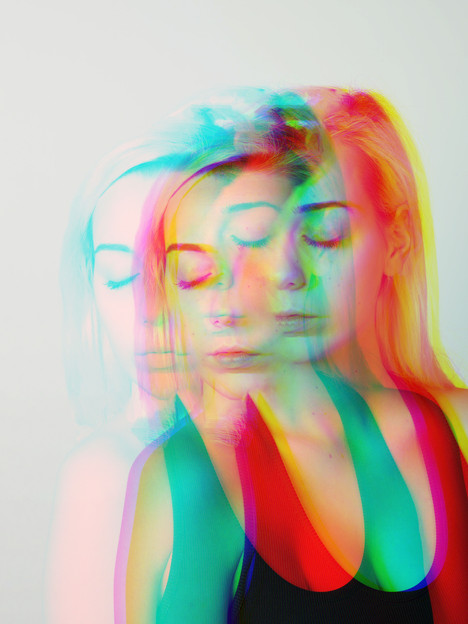 Colour Seperation | Lily Flood
