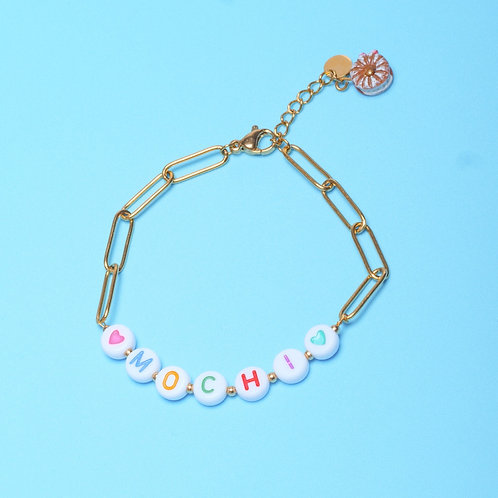 Bracelet personnalisé Bouyguette