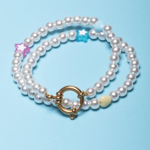Collier/Bracelet 2en1 Abondance