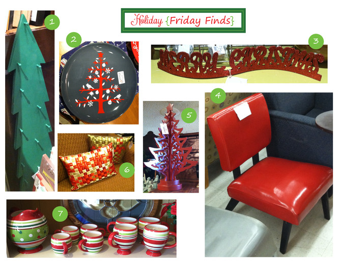 Holiday {Friday Finds}