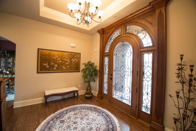 Elegant Traditional Home