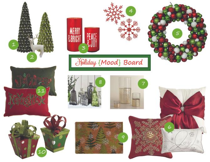 Holiday {Mood} Board