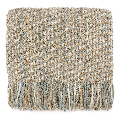 Mesa Throw Blanket - Driftwood