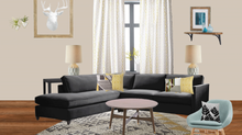 Neutral Serene Living Room