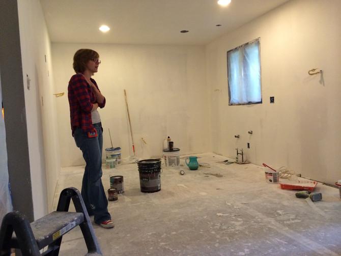 Kitchen Remodel {Home Stretch!!!}
