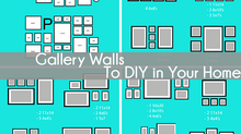 Gallery Walls, Go Out and Get 'Em