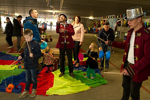 kinderkaravaan circusworkshop