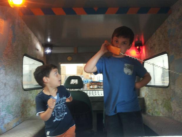 kinderkaravaan speeldorp kinderdorp