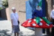 kinderkaravaan kabouter op paddestoel